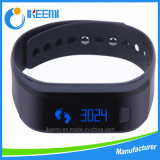 Bracelet de montre portable intelligent de Bluetooth