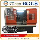CNC van de Reparatie van het Wiel van de legering de Machine van de Draaibank
