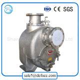 Aço inoxidável 304/316 de bomba de água centrífuga de escorvamento automático do mar