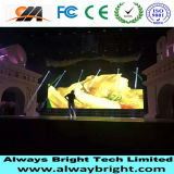 Afficheur LED d'intérieur chaud de la location P6 de vente d'Abt pour des événements