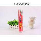 Полиэтиленовый пакет еды PE