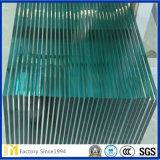 Verre trempé en verre trempé en verre flottant de 2 mm à 12 mm pour cloisons en verre