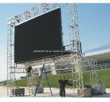 Экран напольный рекламировать СИД оценивает новую индикацию конструкции SMD P12 напольную СИД RGB