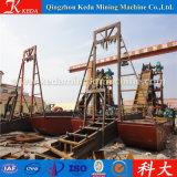 Goldbagger-u. -goldförderung-Geräten-u. Kettenwannen-Goldbagger