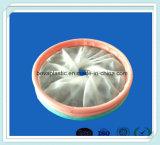 Il doppio dell'espulsione di precisione rema il tubo di plastica per il coperchio chirurgico del bordo della ferita