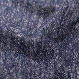 Tessuto cotone/delle lane per l'autunno/inverno in blu marino