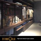 Vollständiges Luxuxhaus-kundenspezifische festes Holz-Ausgangsmöbel Tivo-016VW