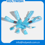 Wristbands цены Cusom дешевые с черными пластичными зажимами