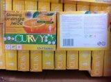 Perda de peso Slimming Curvy saudável do café da dieta do sumo de laranja que Slimming o café