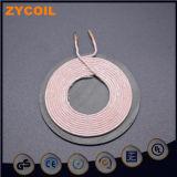 bobina do carregador de 10ts 2-Layers Wirelss, bobina do indutor