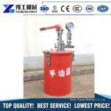Waterdichte Steun van de Pomp van de Zuiger van de Hoge druk van de Brandstof van de Prijs van de fabriek de Hand Voegende