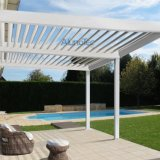 AluminiumWaterproof Pergola mit Support Posts