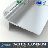 Profilo di alluminio di alluminio del testo fisso delle mattonelle di fabbricazione 6063