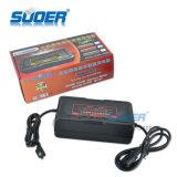 Cargador de batería portable del vehículo eléctrico de Suoer 60V 80A (SON-6080D)