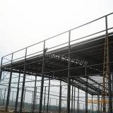 Estructura de acero del diseño profesional de calidad superior para el taller y el almacén