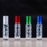 熱い販売10mlは瓶ガラスのびんの装飾的な包装の香水の管ロールを空ける