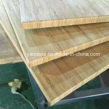 Panneaux en aluminium de nid d'abeilles de couverture en bois