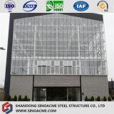 Exposition préfabriquée/construction d'armature de pipe en acier de qualité