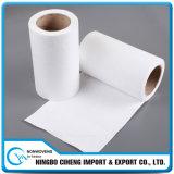 Papel de filtro não tecido do café de 5 PP Meltblown do mícron para o saco de chá