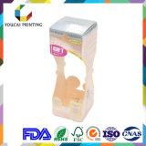 Vente en gros Boîte de rangement en papier ultramoderne de haute qualité pour pâte à dents Logo d'estampage à chaud en argent Laminage brillant