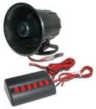 Avertisseur sonore piézo-électrique de haut-parleur de son de sirène d'alarme à la maison