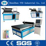 Protetor móvel de vidro da tela da máquina de estaca do CNC que faz a máquina