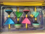 Цвет подгонял игру дротиков лужайки сада миниую установленную с дротиками 4color-Coded и целью 1PCS