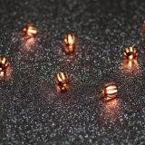 Nueva luz decorativa de la dimensión de una variable LED de la bola de la raya del diseño