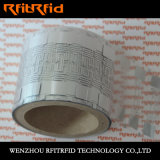 De gehele Sticker van de Weerstand RFID van het Tolueen van de Ets van het Aluminium