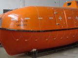 Total beiliegendes Rettungsboot verwendet mit Dieselmotor CCS. ABS. BV anerkannt