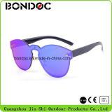 Qualitäts-Plastiksonnenbrille-Frauen-Sonnenbrillen