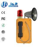 Telefone do túnel do Anto-Seletor, telefone à prova de intempéries sem fio, telefone Emergency Railway