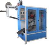 Máquina automática del corte y de enrollamiento de las correas del harness para la venta