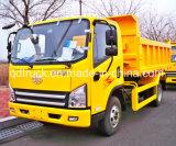 아주 새로운 FAW 3 톤 가벼운 기울이는 트럭, 팁 주는 사람 트럭