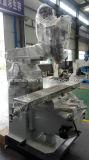 Máquina de fresado vertical universal de la torreta del metal