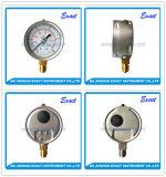 真鍮エントリ圧力はManomatre油圧油圧のゲージを正確に測るFillable