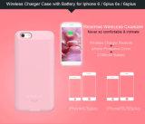 2700mAh het draadloze Geval van de Lader voor iPhone 6s