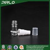 5ml 10ml vacian la botella de cristal con las botellas del cosmético del uso del petróleo esencial del rociador de la bomba de la loción