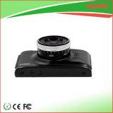 3.0 видеозаписывающее устройство автомобиля DVR дюйма с цветом Detectoin аварии черным
