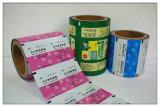 Papel de aluminio de la película para el empaquetado farmacéutico