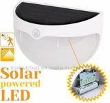 Sensore solare popolare che illumina l'indicatore luminoso solare di corridoio con il bello disegno