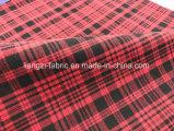 ワイシャツLz6151/50のための綿の糸の染められたヘリンボンファブリック