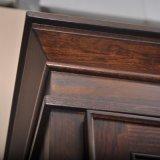 Guardarropa de madera de la puerta de la pared 3 del dormitorio del diseño simple (GSP17-010)