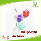 Любой насос ногтя инструмента красотки ногтя размера 24mm цвета пластичный