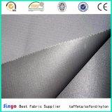 Plaid-Rucksack-Gewebe 100% des PU-überzogenes Ripstop Polyester-600d