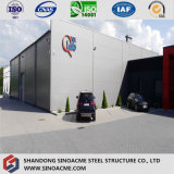 Magazzino d'acciaio saldato /Workshop della qualità superiore per la fabbrica