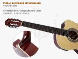 4/4 гитар классической гитары переклейки липа электрических классицистических (SC041CE)