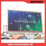 高い明るさ(1024mm*1024mm pH16)の固定インストールのための屋外のフルカラーの広告LEDのビデオ・ディスプレイ