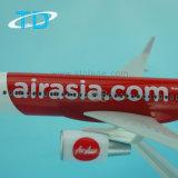 """Standard """"Airasia di Airasia. Modelli di plastica dei velivoli dell'ABS di A320neo 25cm di COM"""""""