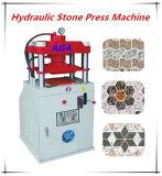 Pavimentadoras de piedra hidráulicas del jardín de corte de máquina de la prensa/de la plaza/de la calle (P80)